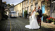 Carlowrie Castle wedding dvd film Kim & Fraser