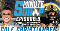 *5 Minute Drop*- Episode 9 with Cole Christiansen