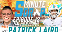 *5 Minute Drop*🔥 - Episode 13 with Patrick Laird