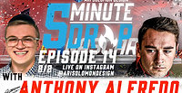 *5 Minute Drop*🔥 - Episode 14 with Anthony Alfredo