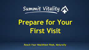 What to Expect From Your First Appointment