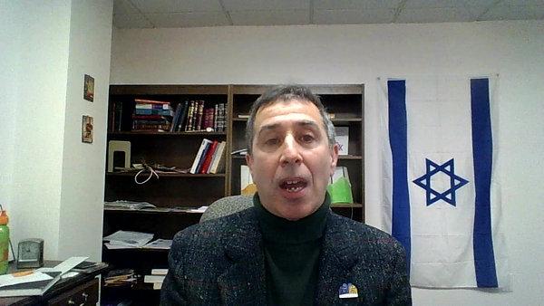 David Bernat's Yom Haatsmaut Message