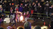 Frederick Fire Dance