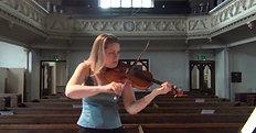 Schulhoff Solo Sonata, mov 1&3