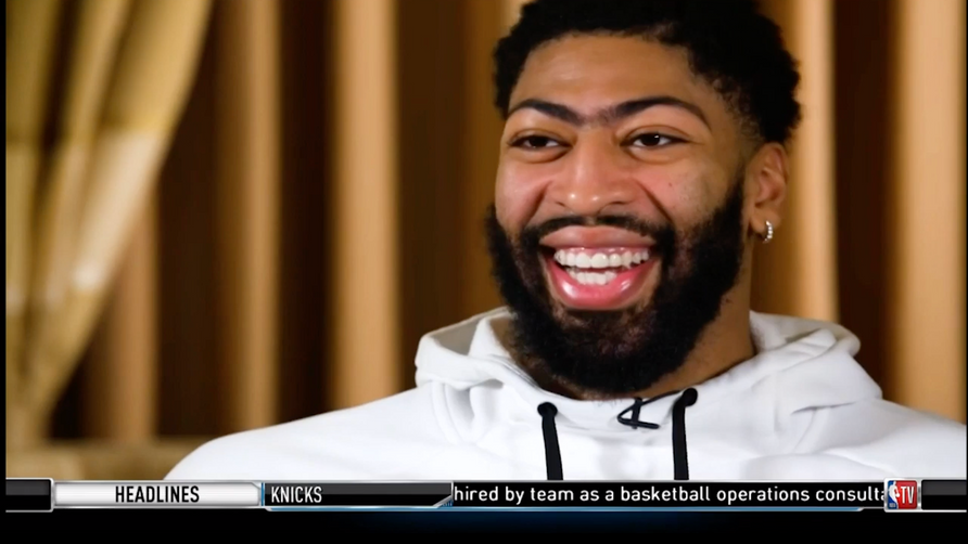 Dennis Scott / Anthony Davis Interview