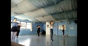 Aula de Ballet Adulto