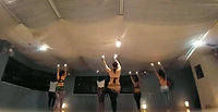 Aula de Dança do Ventre