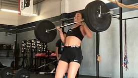clean and jerk heavy