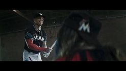 Giancarlo Stanton Majestic Atheltic - Commercial