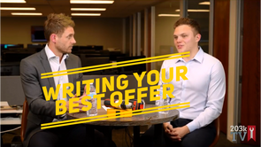 203(k) TV - Writing Your Best Offer