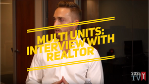 203(k) TV - Multi Units: Interview with Realtor
