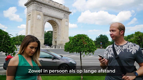 Welkom in een wereld zonder taalbarrières!
