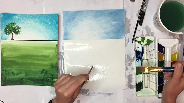 Intro Watercolour