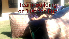 Team Building or Just for Fun