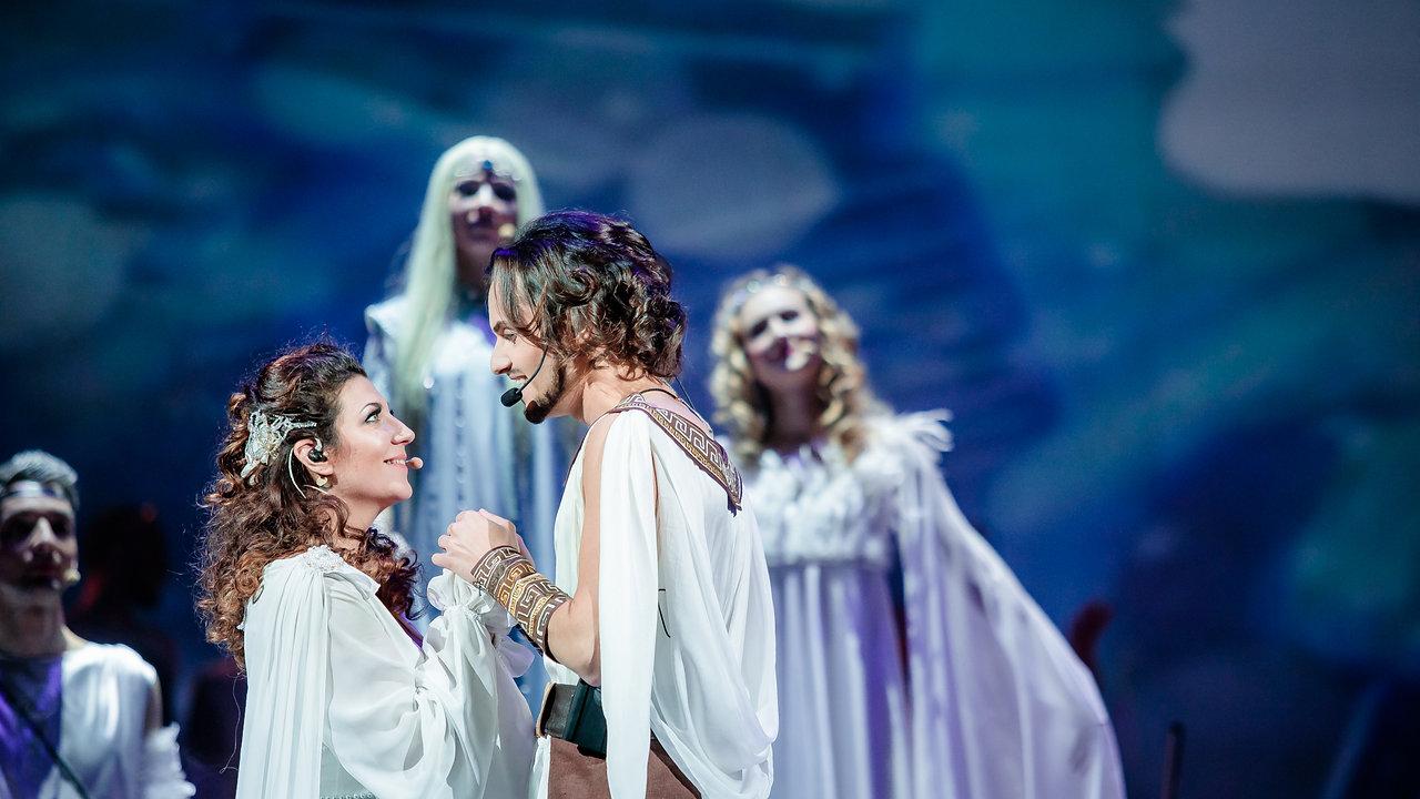 "Rock Opera ""Orpheus and Eurydice Forever"""