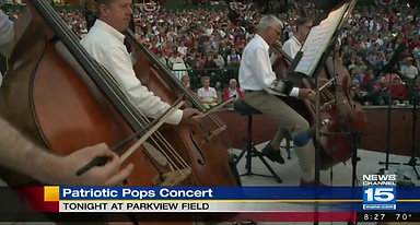 Fourth Annual Patriotic Pops coming to Parkview Field WANE