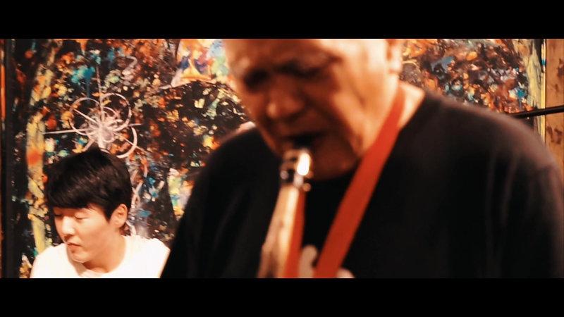 Improvisation#1 - 林栄一/石田幹雄/林頼我