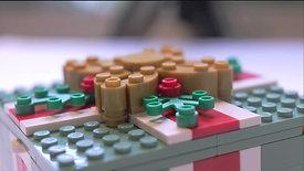 Lego Present Build Set 40292