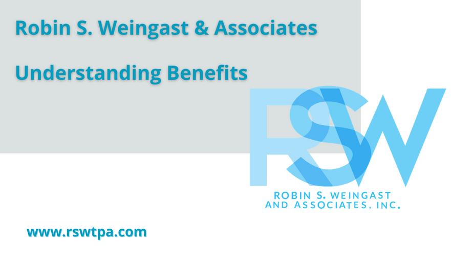 Understanding Benefits