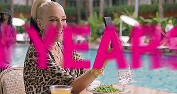 T-Mobile Big Game 2021 Commercial 'Adam Levine Sets Up Gwen Stefani & Blake Shelton'
