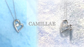 Touch Heart Sparkle Necklace