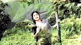 Scene From Movie Paigham with Song Jawani Mein Akelepan