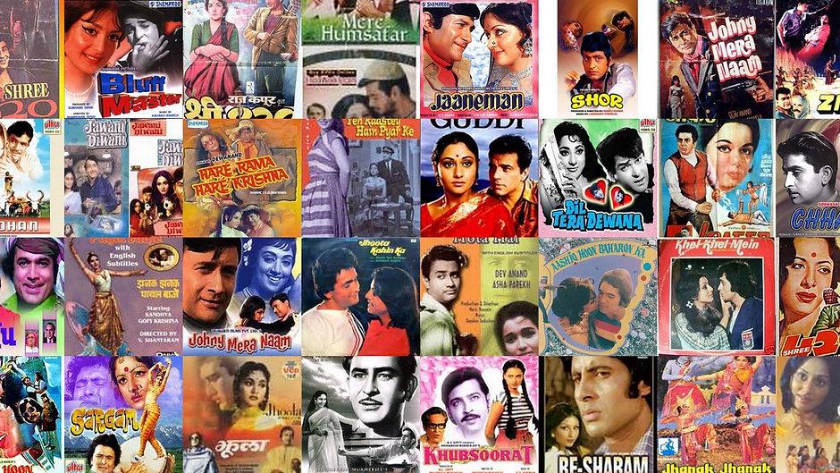 Hindi Bollywood Songs and Hollywood