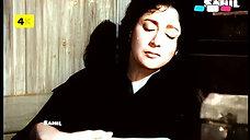 Woh Dekho Jala Ghar Kisi Ka In Color (4K) | Movie: Anpadh 1962 | Malasinha, madanmohan, lata