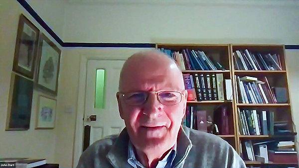 John Dart OMMP talk