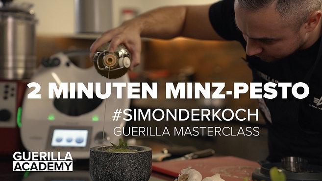 #SIMONDERKOCH - Guerilla Master Class