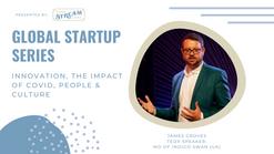 Global Startup Series: James Groves