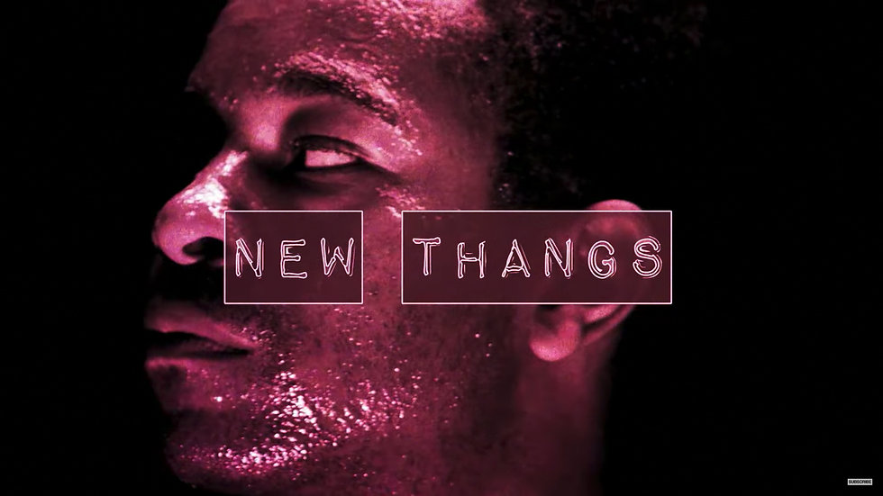 "New Thangs - Kanye West ""New Slaves"" Parody"