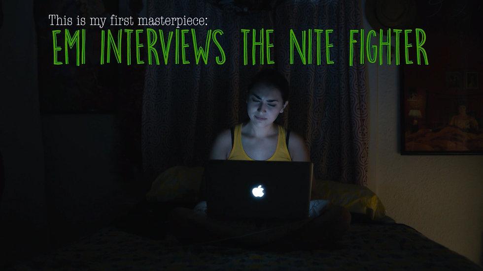 Emi The Night Fighter