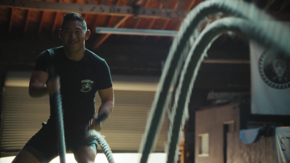 Strength & Conditioning: Nick The Ear Dunn