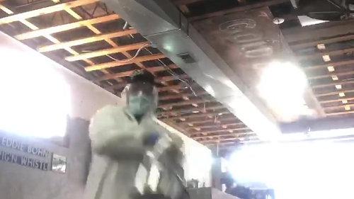 fogger dance