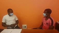 Entretien avec Herve Epongo, Responsable de l'AJE-Paris 14ème