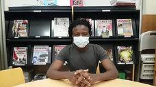 Entretien avec Kallidou Diallo, jeune de l'AJE-Paris en 3ème UPE2A