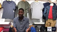 Vidéo témoignage de  Noel Djagbo