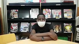 Entretien avec Dramane Sidibé, élève en 3ème UPE2A et jeune de l'AJE-Paris