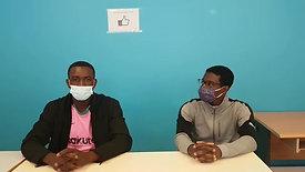Entretien avec Boubacary Dramé, ancien élève de la 3ème UPE2A et jeune de l'AJE-Paris