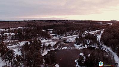 Serpent River First Nation | Drone Video  |  Niigaaniin - 4K