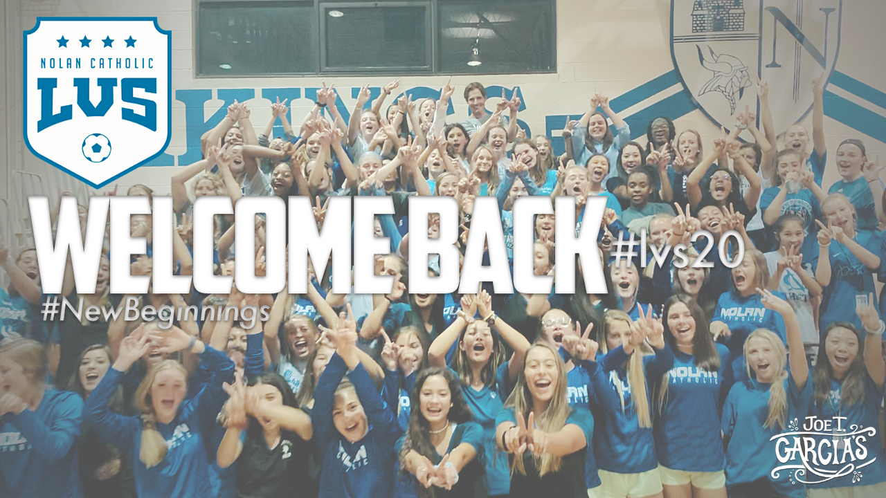 LVS20 Welcome Back