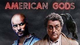 American gods trailer Arabic