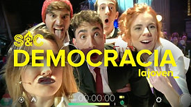 DEMOCRACIA de Jordi Casanovas