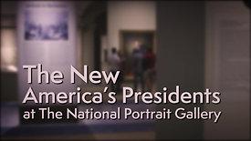 Smithsonian National Portrait Gallery 50th Anniversary