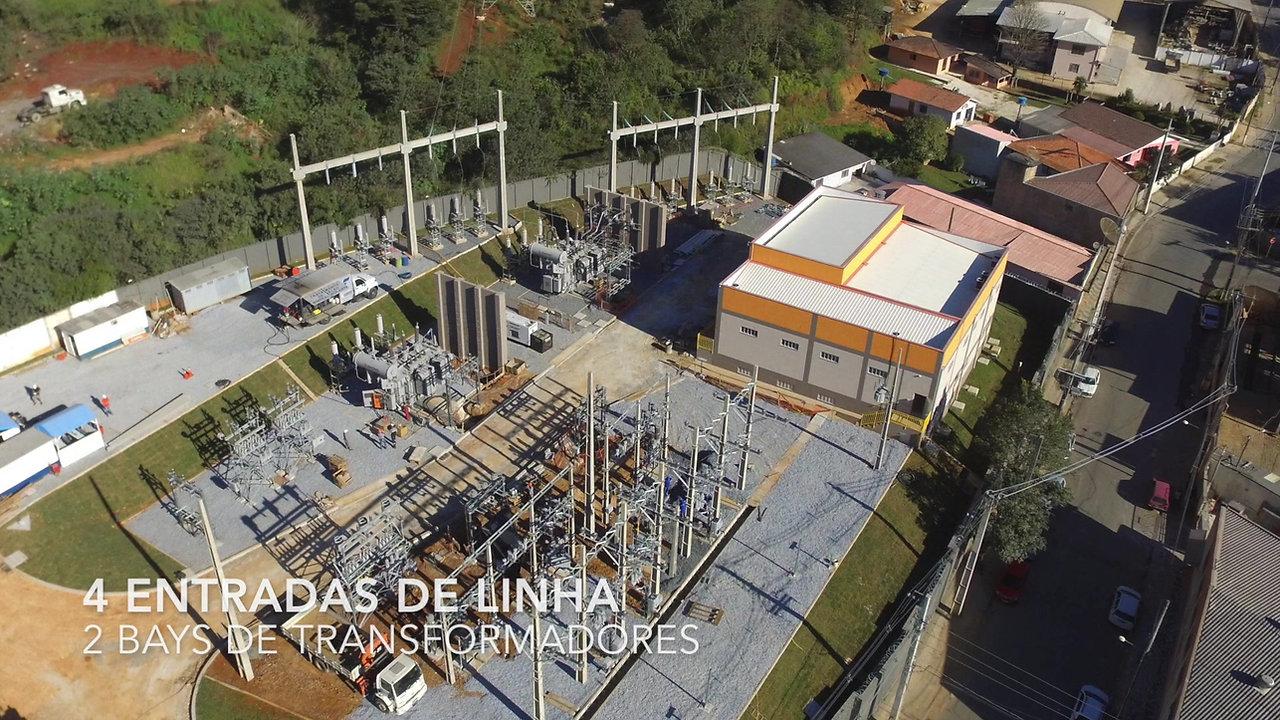 RGK Construções - Obras de Subestações abrigadas (GIS)