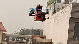 Angad v1 Flight  Test 2