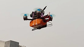 Angad v1 Flight Test 1