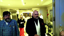 Сбор гостей гала-ужина MIRFF-2020, звучит Masha Ocean Quartet