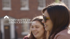University of Gloucestershire - be your best self